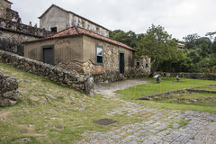 São José da Ponta Grossa Fortress - Florianópolis/SC - le Brésil Photographie stock libre de droits