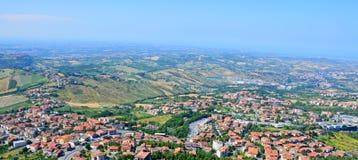 São Marino Imagem de Stock Royalty Free