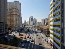 São Paulo Lizenzfreie Stockbilder