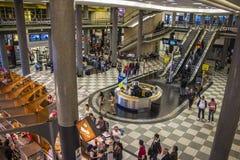 São Paulo - aéroport de Congonhas - le Brésil Photographie stock