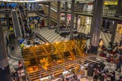 São Paulo - aéroport de Congonhas - le Brésil Images libres de droits