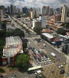 São Paulo City Royalty-vrije Stock Fotografie