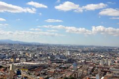 São Paulo General View Στοκ Εικόνες
