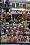 São Paulo Municipal-Markt Lizenzfreies Stockfoto