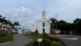 Church. São Pedro d'Aldeia - Rio de Janeiro - Brazil Royalty Free Stock Photos