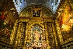 São Roque Church, Lisbona, Portogallo Fotografia Stock