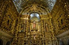 São Roque Church, Lisbona, Portogallo Fotografia Stock Libera da Diritti