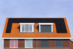 Sąsiad z różnymi styl życia zdjęcie royalty free