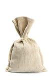 säck för bönaburlapkaffe royaltyfri bild