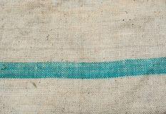 Säckväv-påse Arkivbild