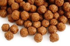 Sädes- chokladbollar Royaltyfri Foto
