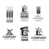 Logobröd Arkivfoton