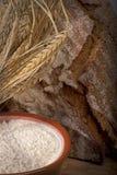 Sädesslag och jordbruksprodukter Arkivfoton