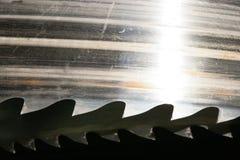 Sägeblätter stockfotografie