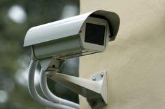 säkerhet för 2 kamera Royaltyfria Bilder