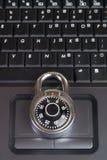 säkerhet för 3 internet Royaltyfria Bilder