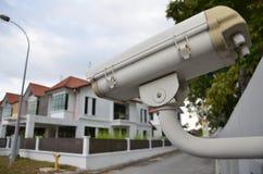 Säkerhet för CCTV-hemkamera Royaltyfri Foto