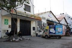 Säkerhet mombasa Royaltyfri Foto