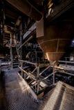 Säkerhetsbrytare för Abandoened antracitkol - Pennsylvania Royaltyfri Bild