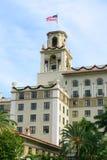 Säkerhetsbrytare hotell, Palm Beach, Florida Arkivfoton