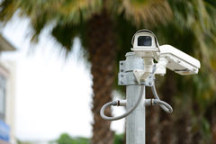 Säkerhetskamera arkivbilder