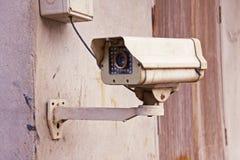 Säkerhetskamera, CCTV Arkivfoto