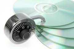 säkerhetskopiasäkerhet Arkivfoto