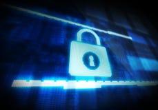 Säkerhetssystem Royaltyfria Bilder