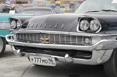 Sällsynt bil Chrysler Arkivbilder