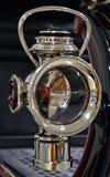 Sällsynt bil Coachlight i Detroit Royaltyfri Foto