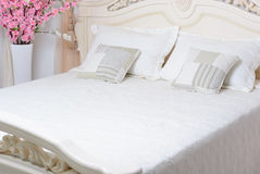Säng Royaltyfri Fotografi
