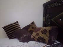 Säng Arkivbilder