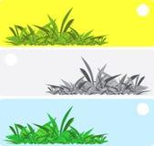säsong stock illustrationer