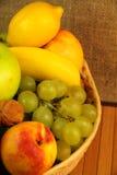 Säsongsbetonade frukter Royaltyfri Fotografi