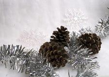 säsongsbetonade garneringar Arkivbild