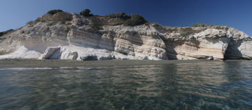 sätta på land cyprus regulator s Arkivbilder