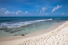 sätta på land karibiskt Royaltyfri Foto