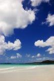 sätta på land tropiskt arkivbilder