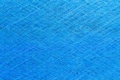 Säubern Sie blauen dynamischen polarisierten Luft microfiber Filter stockfotos