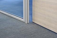 Säubern Sie Fußboden Stockbild