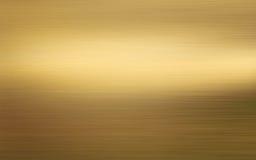 Säubern Sie Goldbeschaffenheits-Hintergrundillustration Stockbild