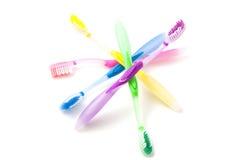 Säubern Sie Ihre Zähne stockfoto