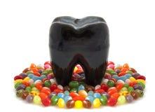 Säubern Sie Ihre Zähne lizenzfreie stockfotos