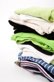 Säubern Sie Kleidung Lizenzfreies Stockbild