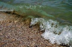 Säubern Sie Meerwasser lizenzfreie stockfotografie