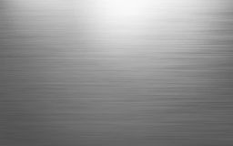 Säubern Sie Metallbeschaffenheits-Hintergrundillustration Stockfotografie