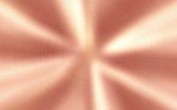 Säubern Sie rosa Goldbeschaffenheits-Hintergrundillustration Stockfoto