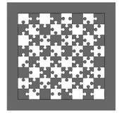 Säubern Sie Schachvorstand Lizenzfreie Stockbilder