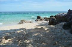 Säubern Sie Strand Stockfotografie