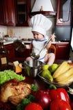 Säuglingsschutzkappe lizenzfreie stockbilder